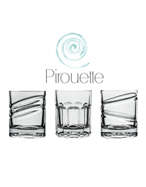 Pirouette Glass