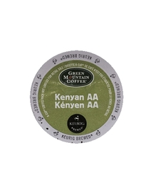 Kenyen AA - Green Mountain - Moyen