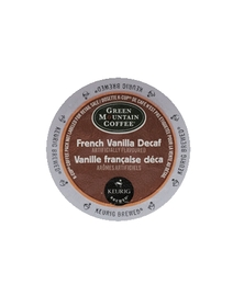 Decaf French Vanilla - Green Mountain - Decaf
