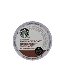 Pike place Roast - Starbucks - Medium