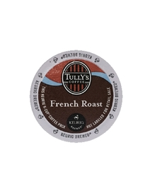 French Roast - Tully's - Bold