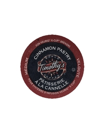 Cinnamon Pastry - Timothy's - Flavored