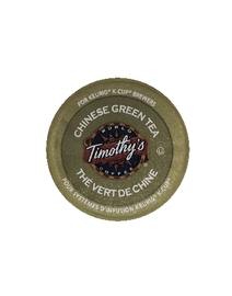 Chinese Green Tea - Timothy's - Tea