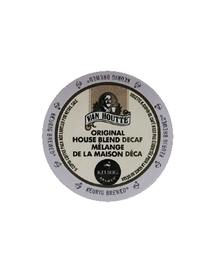 Decaf Original House Blend - Van Houtte - Decaf
