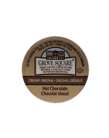 Hot Choco Creamy Original - Grove Square - Hot chocolate