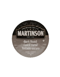 Dark Roast - Martinson - Bold