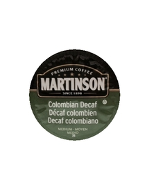 decaf Columbian - Martinson - Decaf