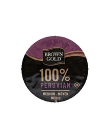100% Peruvian - Brown Gold - Medium