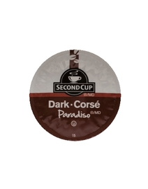 Dark Paradiso - Second Cup - Bold